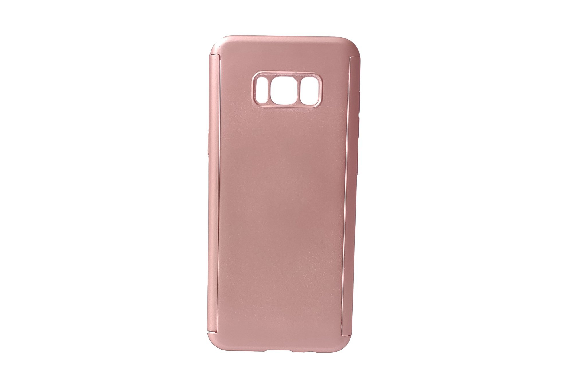 2in1 Hybrid 360° Full Protection Case Voero Samsung Galaxy S8+ Rose Gold