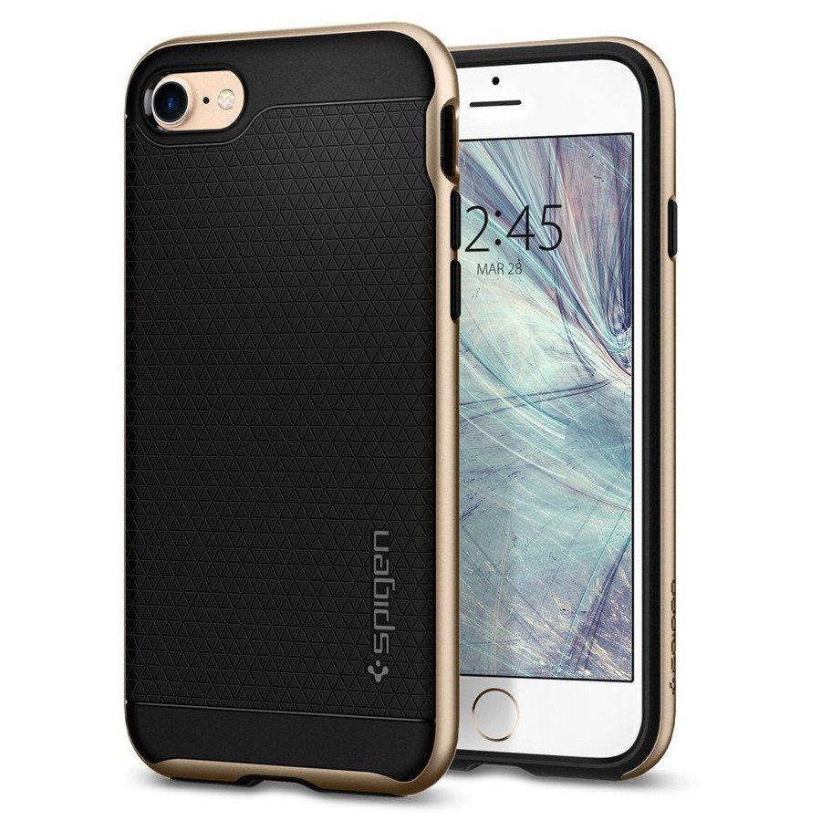 Case Spigen Neo Hybrid 2 for Iphone 7 Champagne Gold