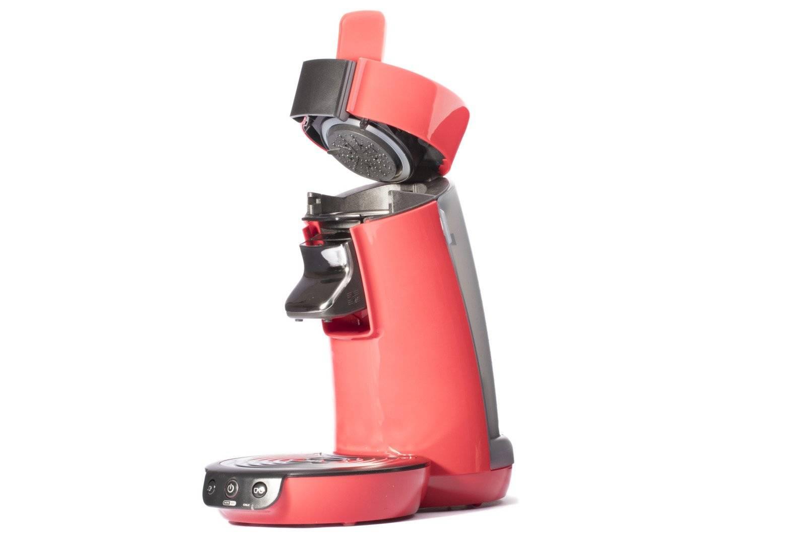 Coffee machine Philips Senseo HD 7829 Damaged