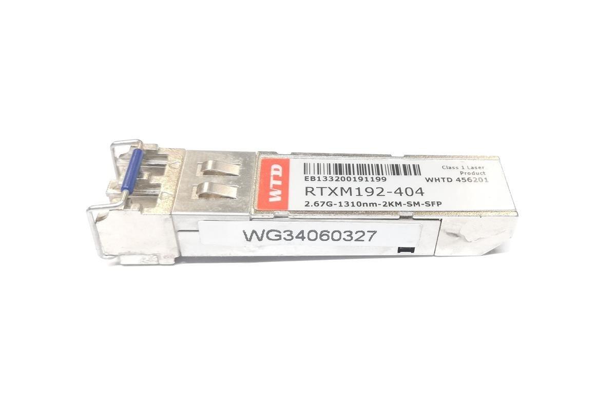 Fiber Optic Transceiver SFP WTD RTXM192-404 2.67G/1310nm/2KM/SM