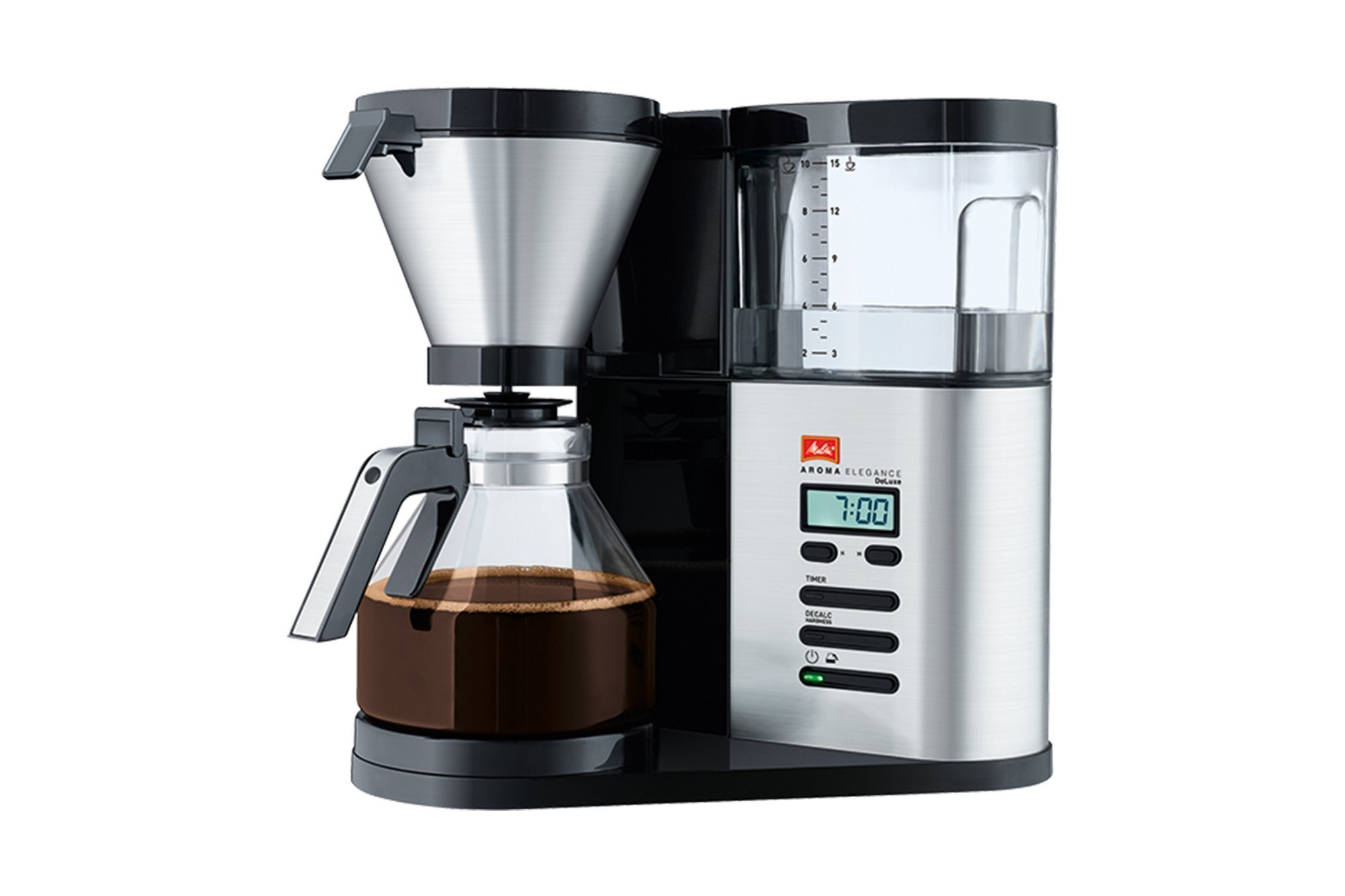 Filter coffee machine Melitta AromaElegance Deluxe 1012-03 1.2l 1520W