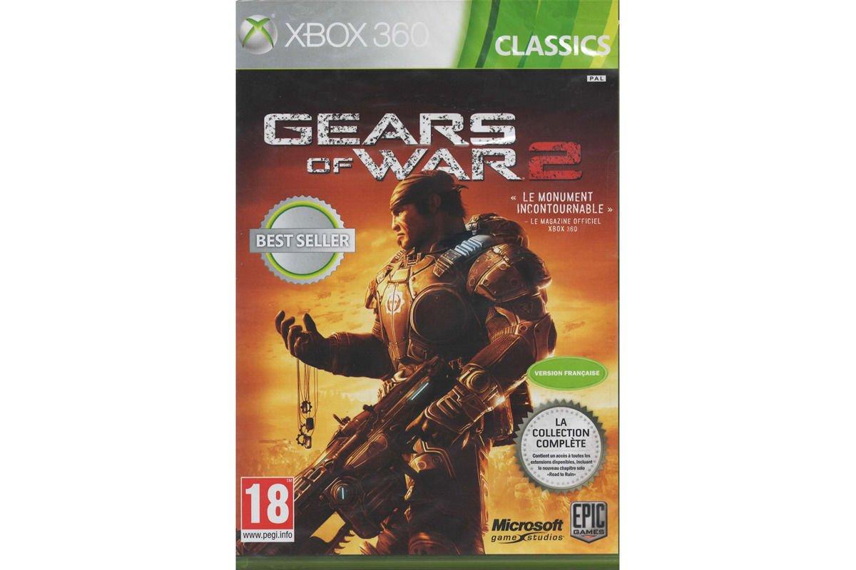 Gears of War 2 Xbox 360