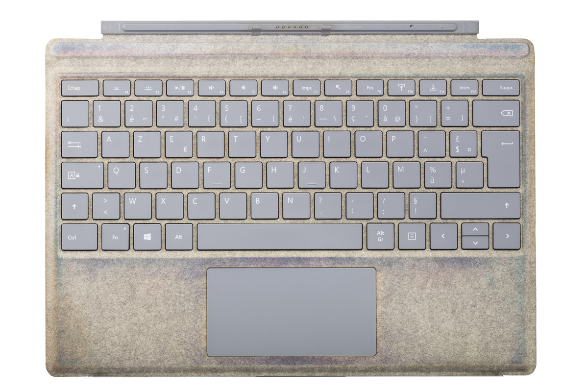 Keyboard Microsoft Surface Type Cover Pro 4 SE AZERTY (French) Grade C