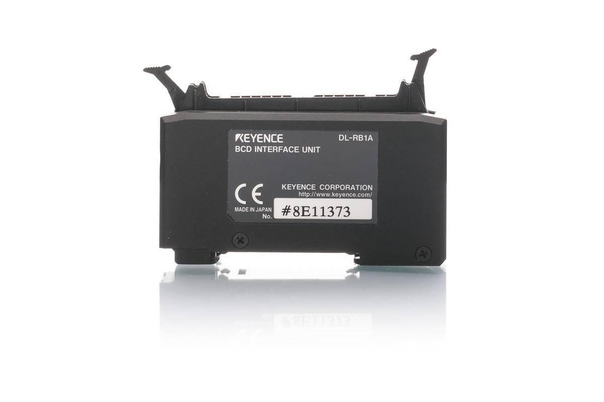 Keyence BCD Output Unit DL-RB1A