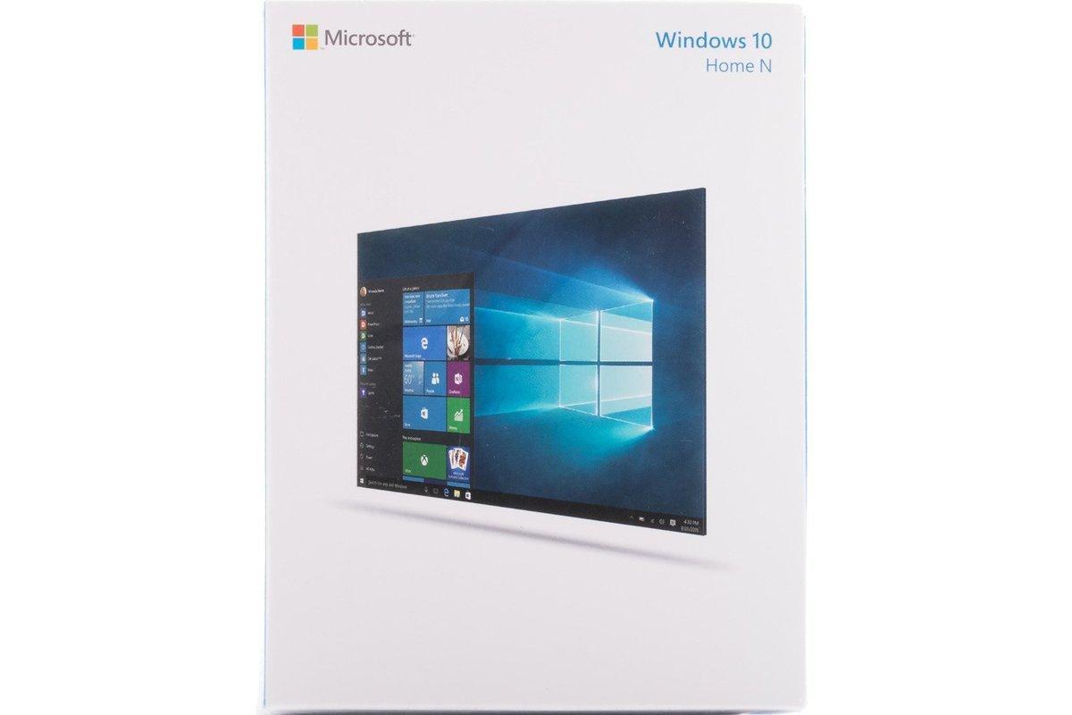 Microsoft Windows Home 10N KX3-00016 English Intl EEA Only