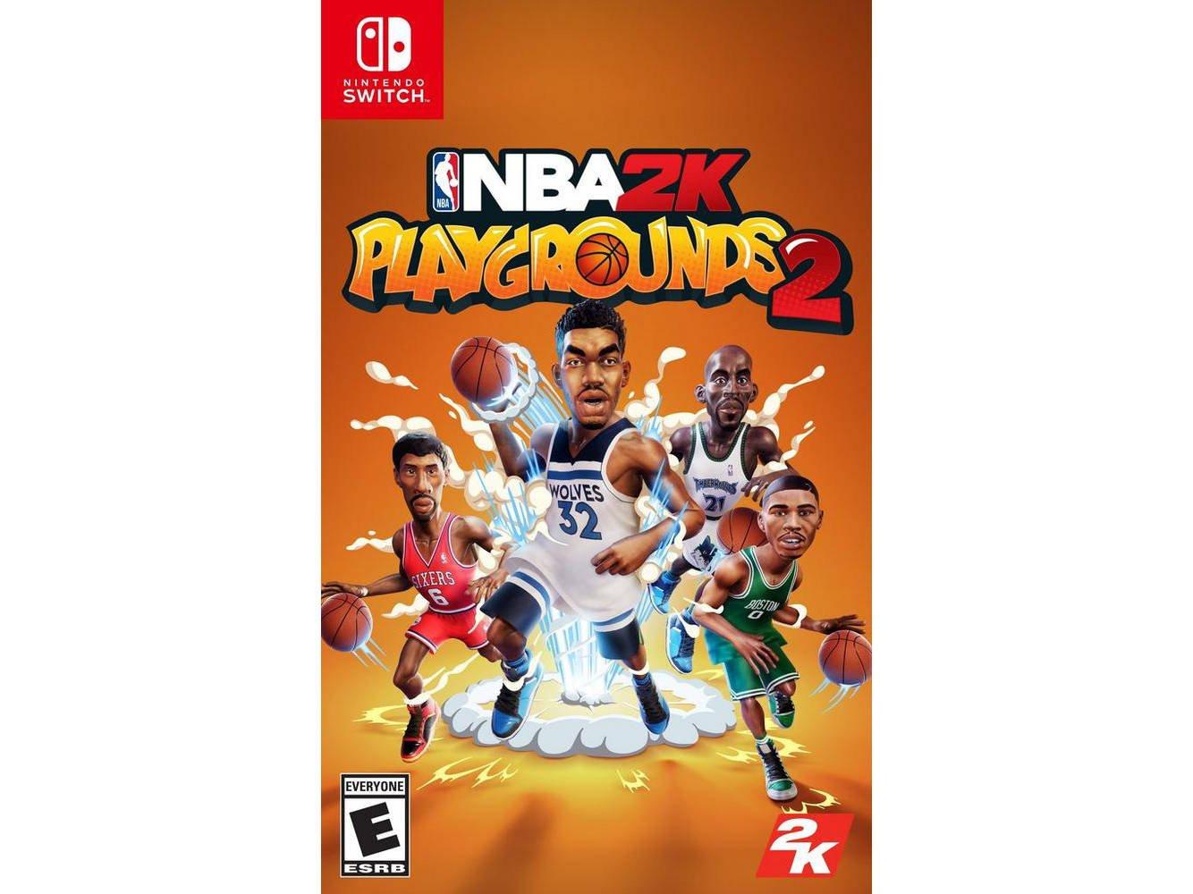 NBA 2k Playgrounds 2 Nintendo Switch