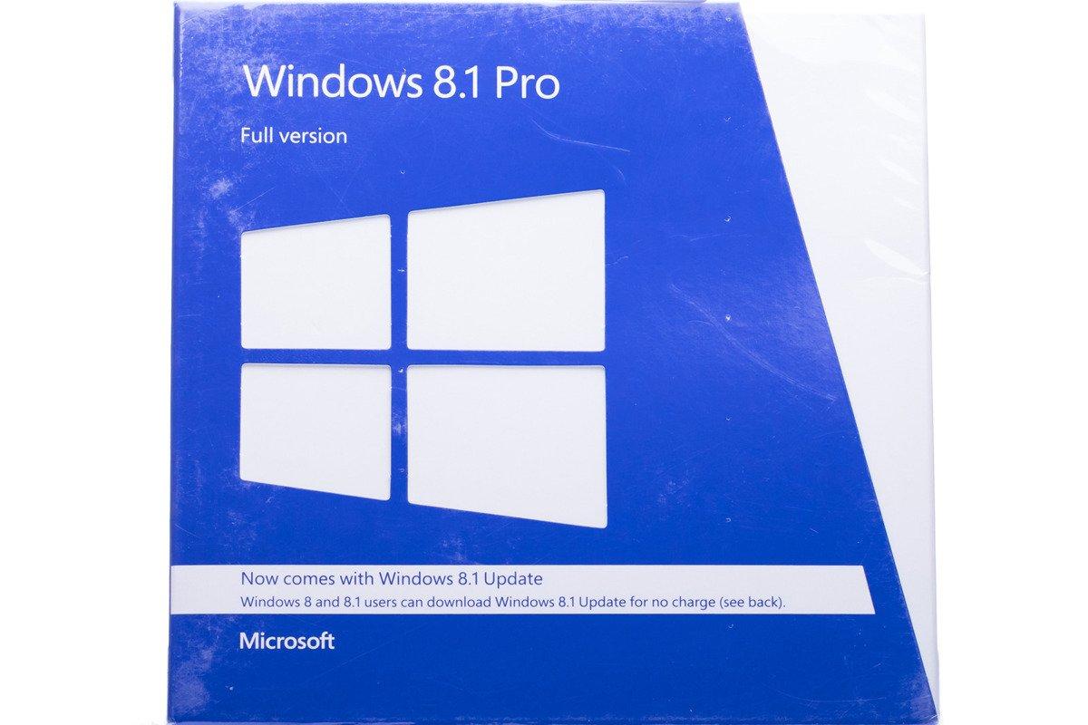 New Genuine Windows Pro Pack 8.1 FQC-06915 International Medialess Non EU/EFTA