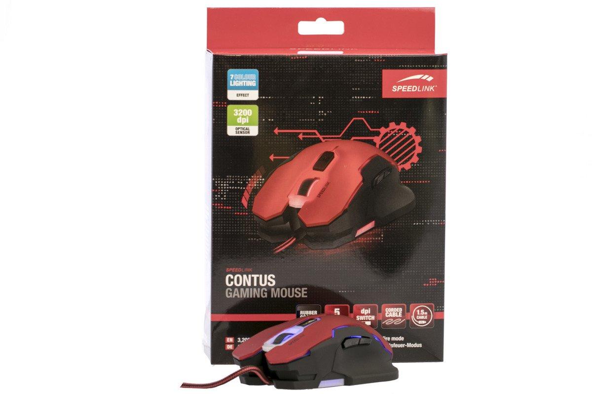 New Speedlink Contus Gaming Mouse 3200 DPI