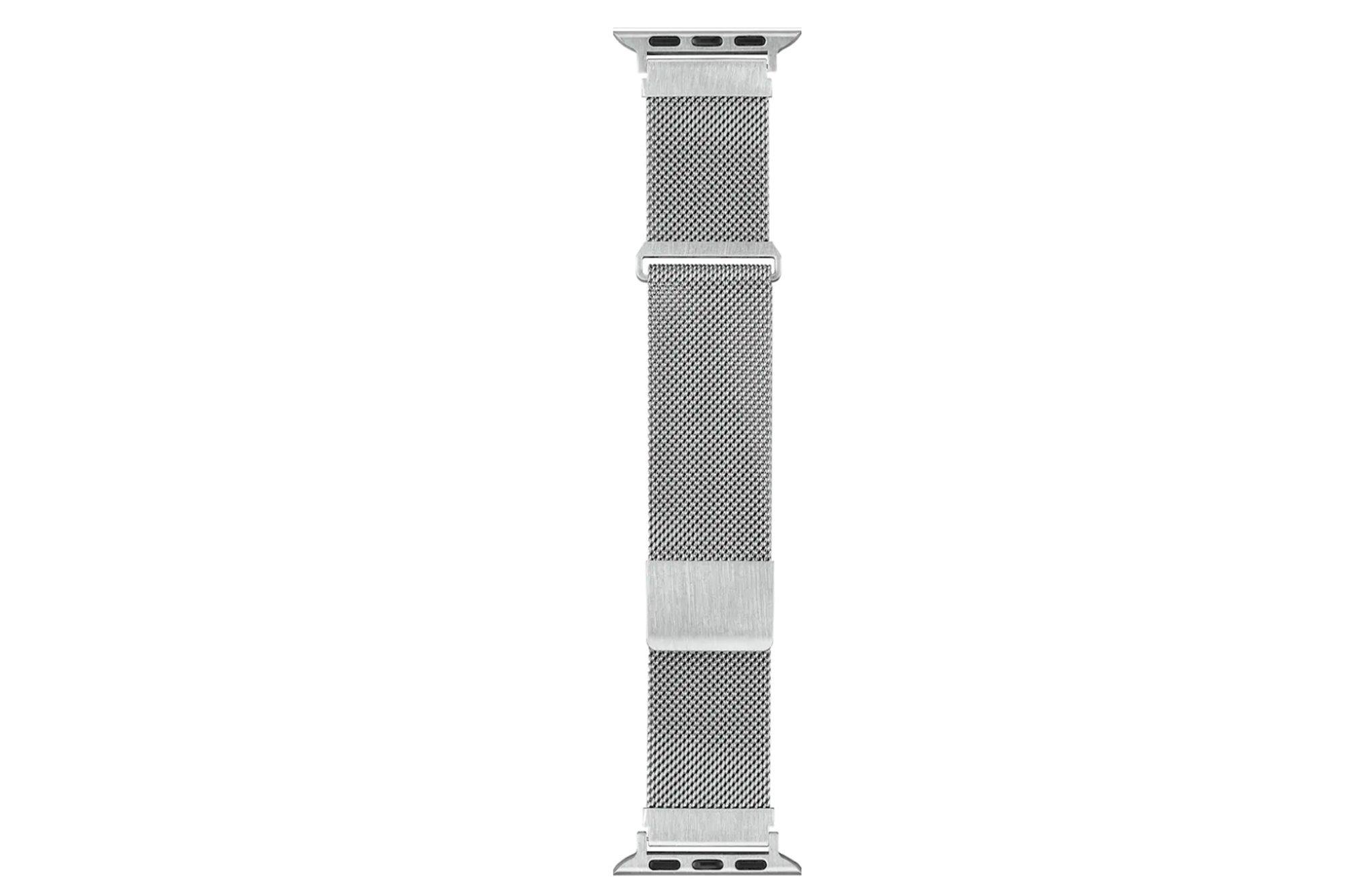 Sandstrøm Mesh strap for Apple Watch 38/40mm Silver