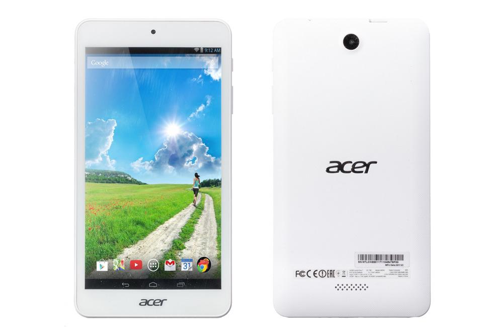 Acer Iconia One 7 8GB Wi-Fi White B1-780 Grade A
