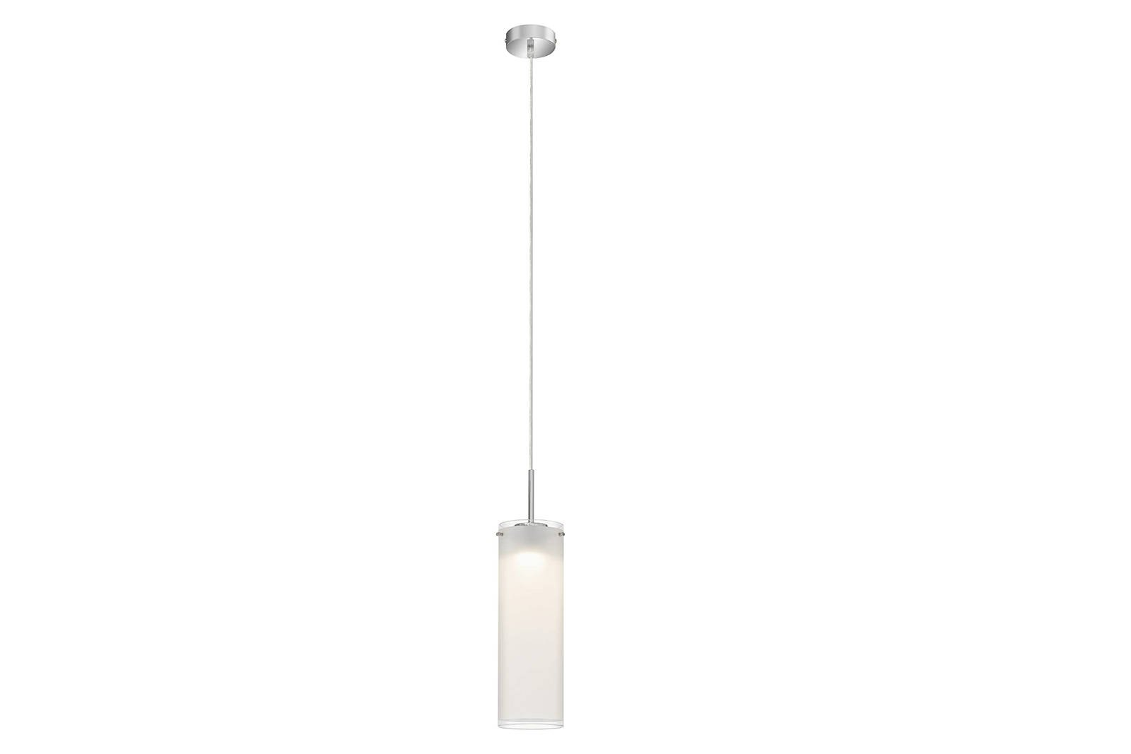 Briloner Ceiling Light 4350-018 5W LED Dimmable 400 lm Metal 5 W Chrome