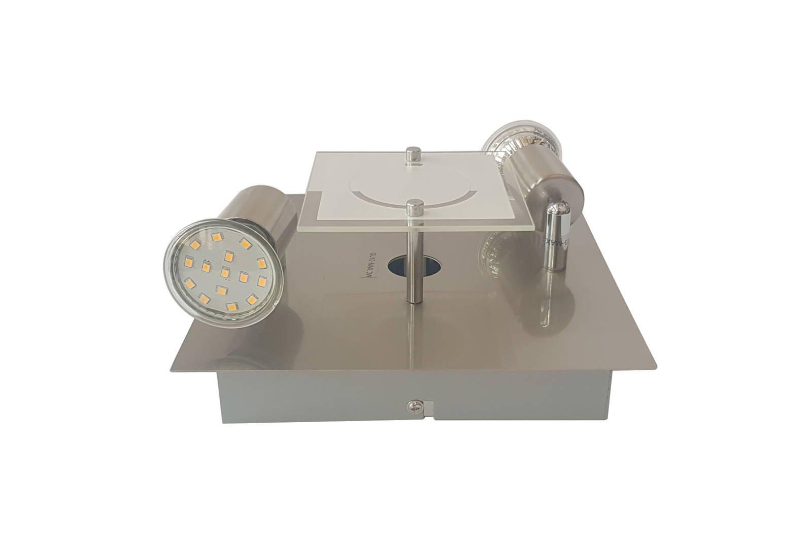 Ceiling lamp Briloner 3497-032 3x3W