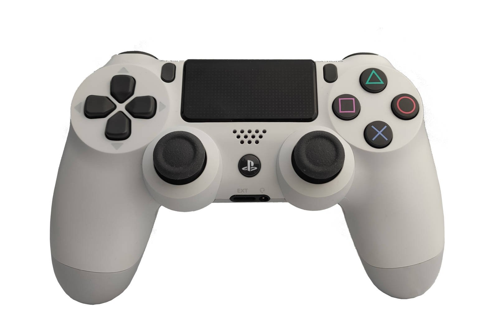 Controller Gamepad Playstation 4 PS4 v2 Glacier White