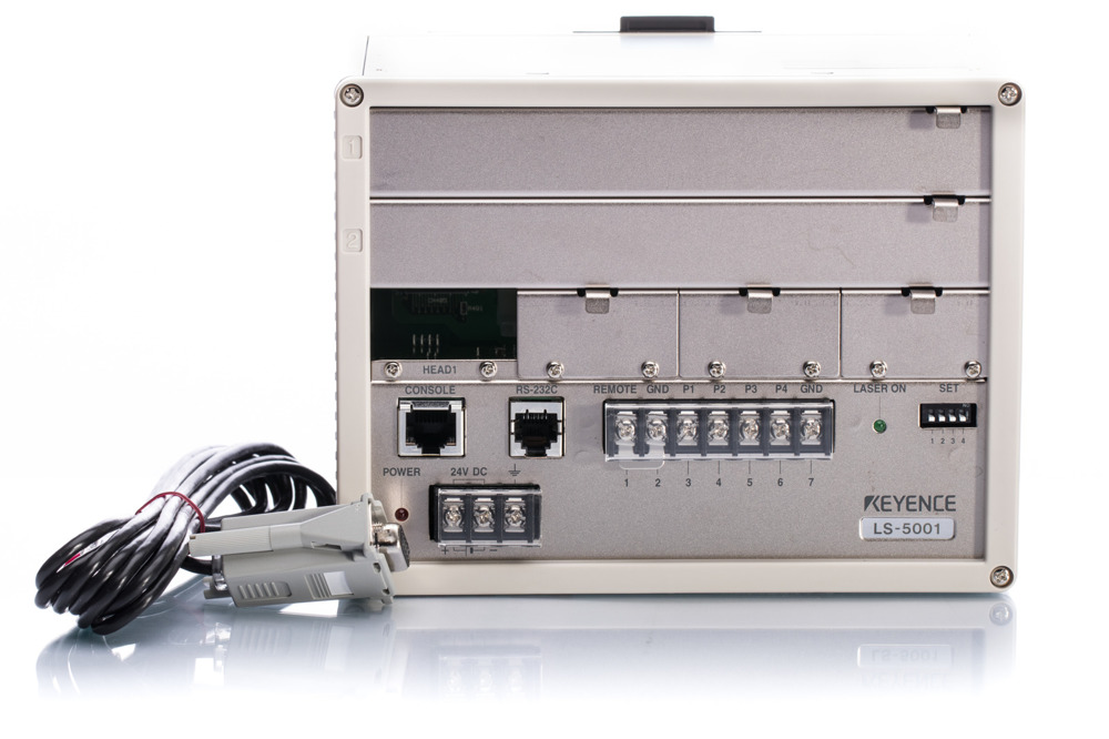 Keyence Controller for High-speed Laser Scan Micrometer LS-5001