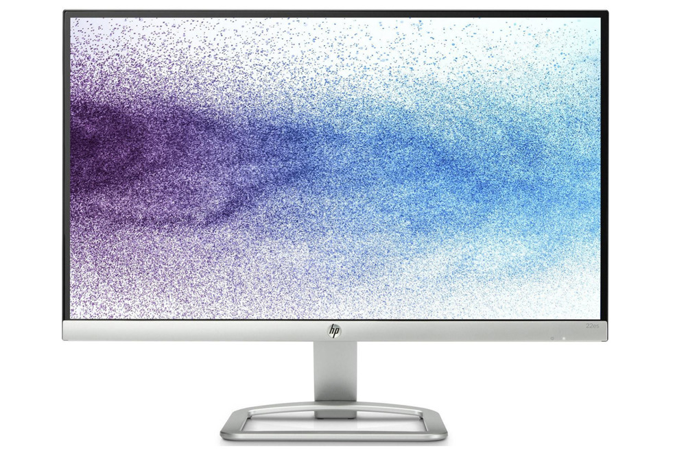 "Monitor Display HP 22es 21.5"" (T3M70AA) IPS LED Full HD 7ms HDMI VGA"