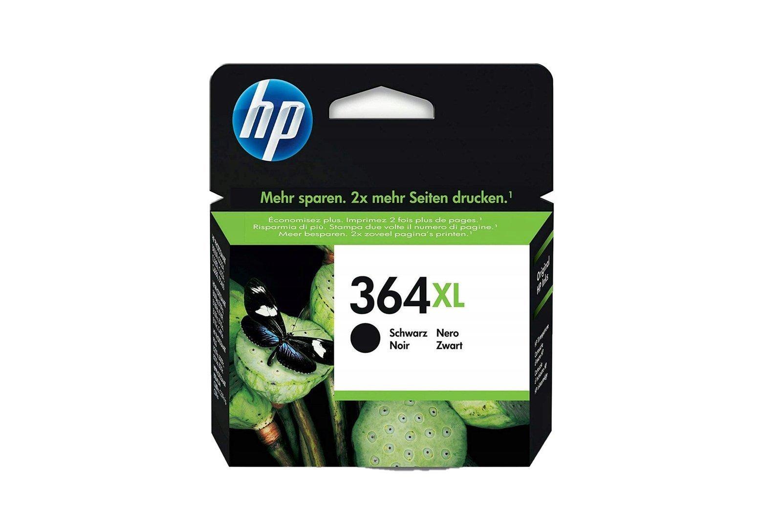 Original ink cartridges HP 364 XL CN684EE 364XL Black