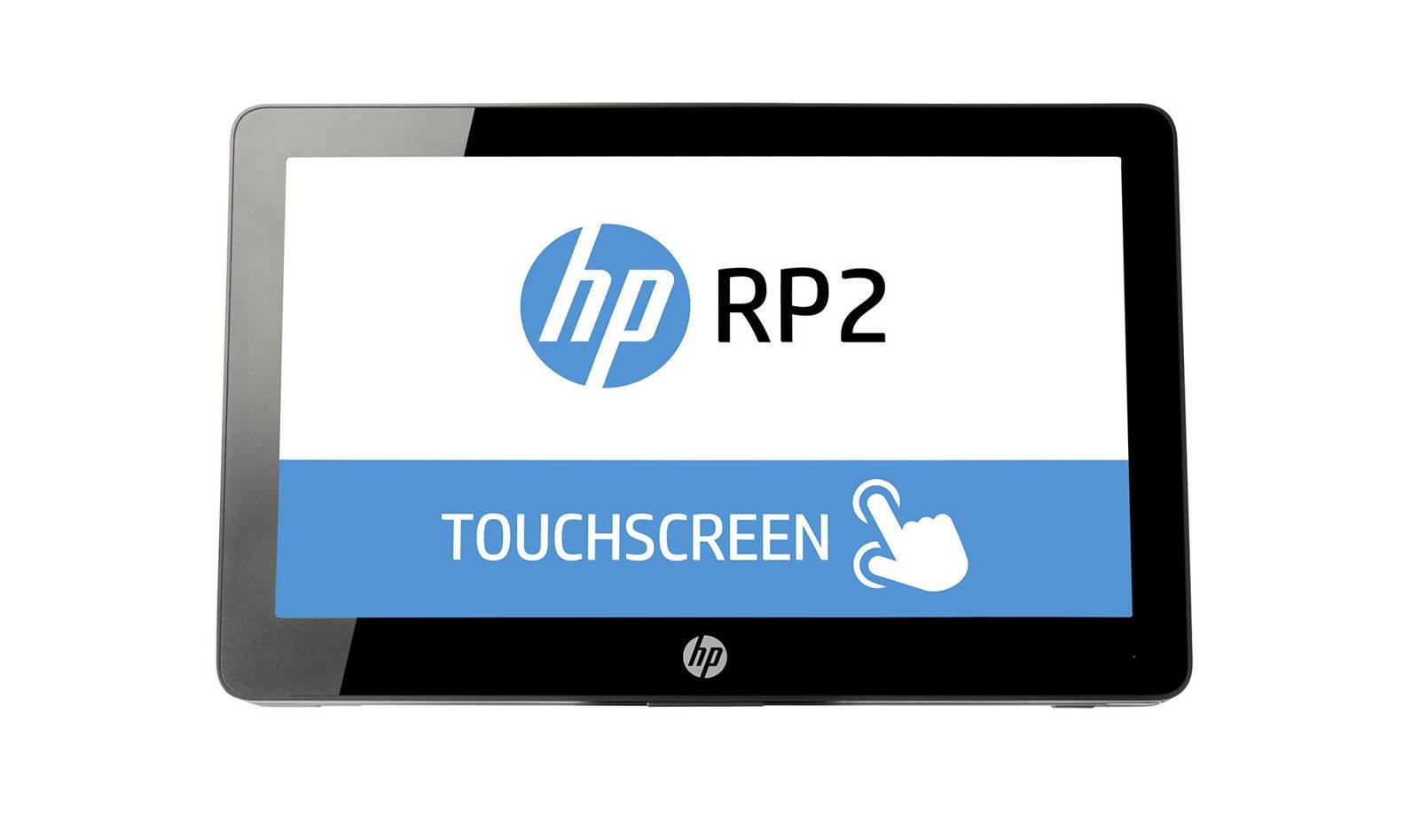 POS Touch Terminal HP RP2 Retail System Model 2030 (J2A63AV) 8/128GB