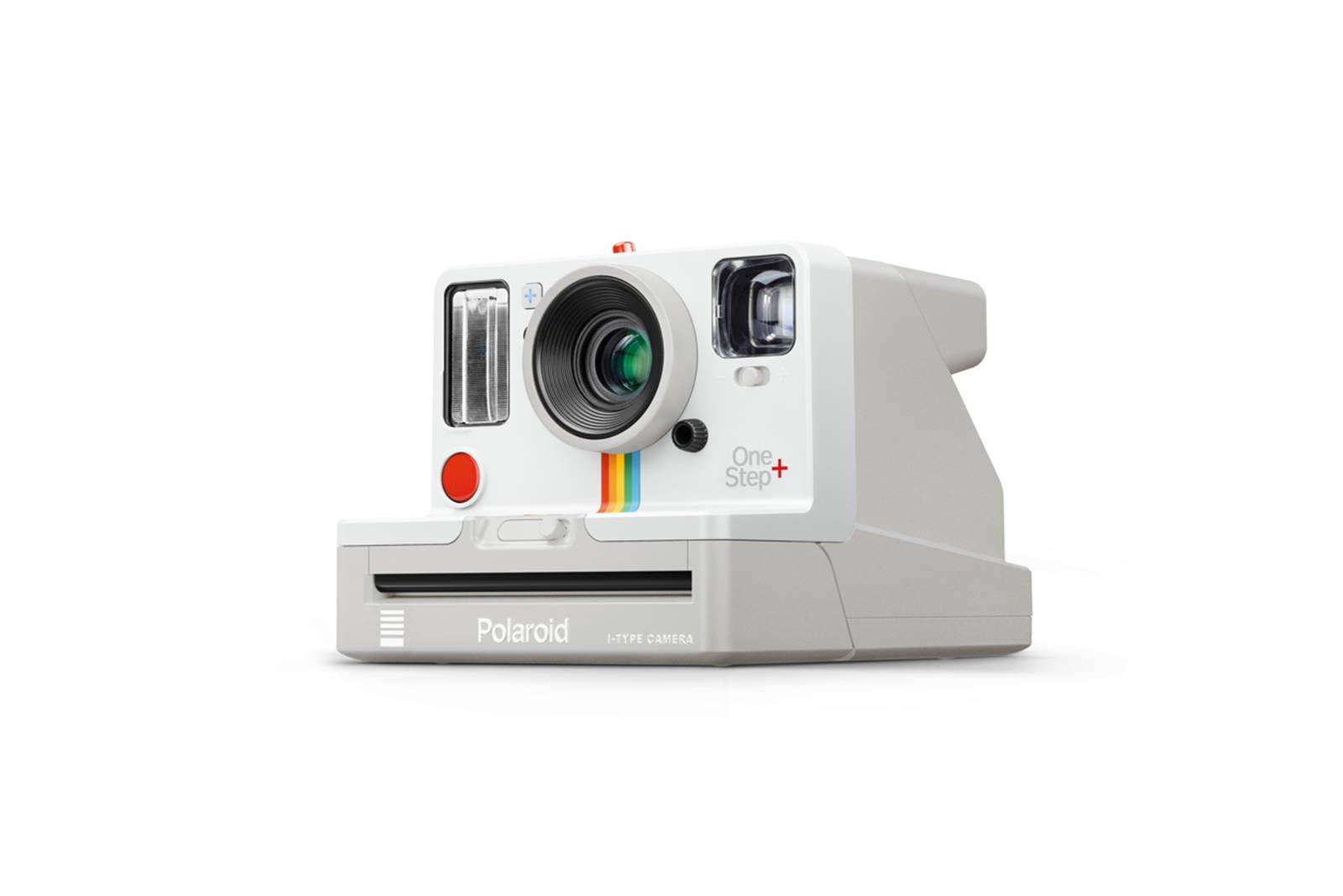 Polaroid OneStep+ i-Type Instant Camera White