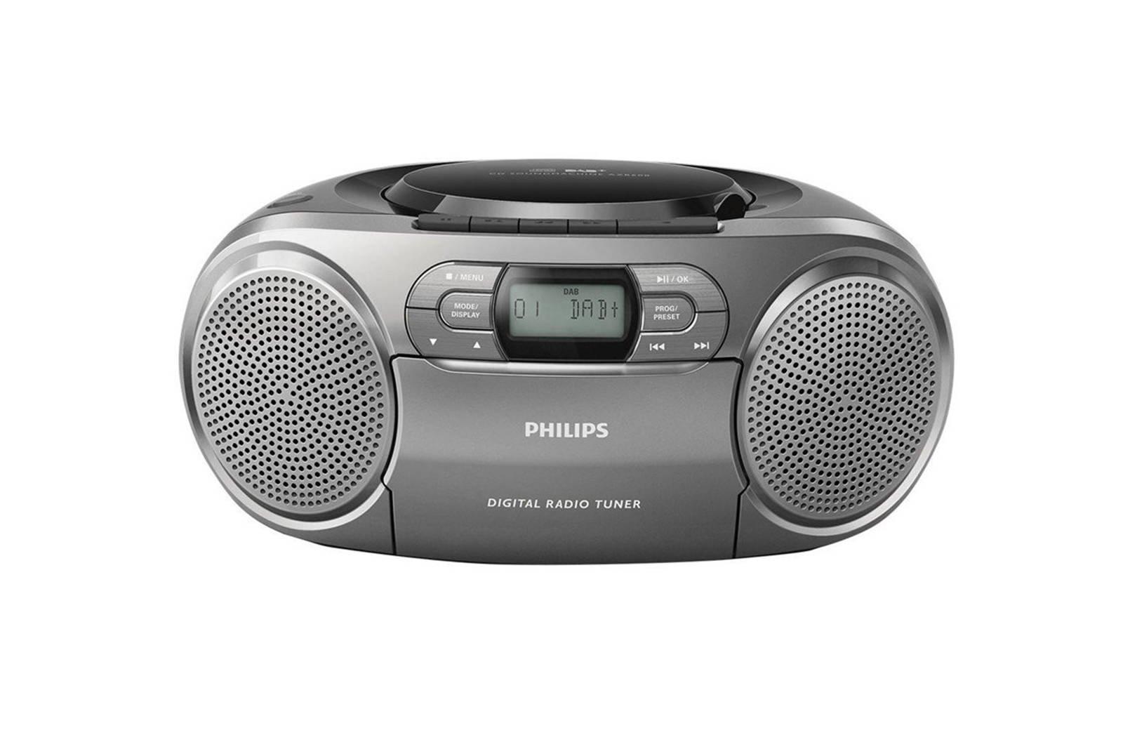Portable CD Radio Philips AZB600/12 DAB