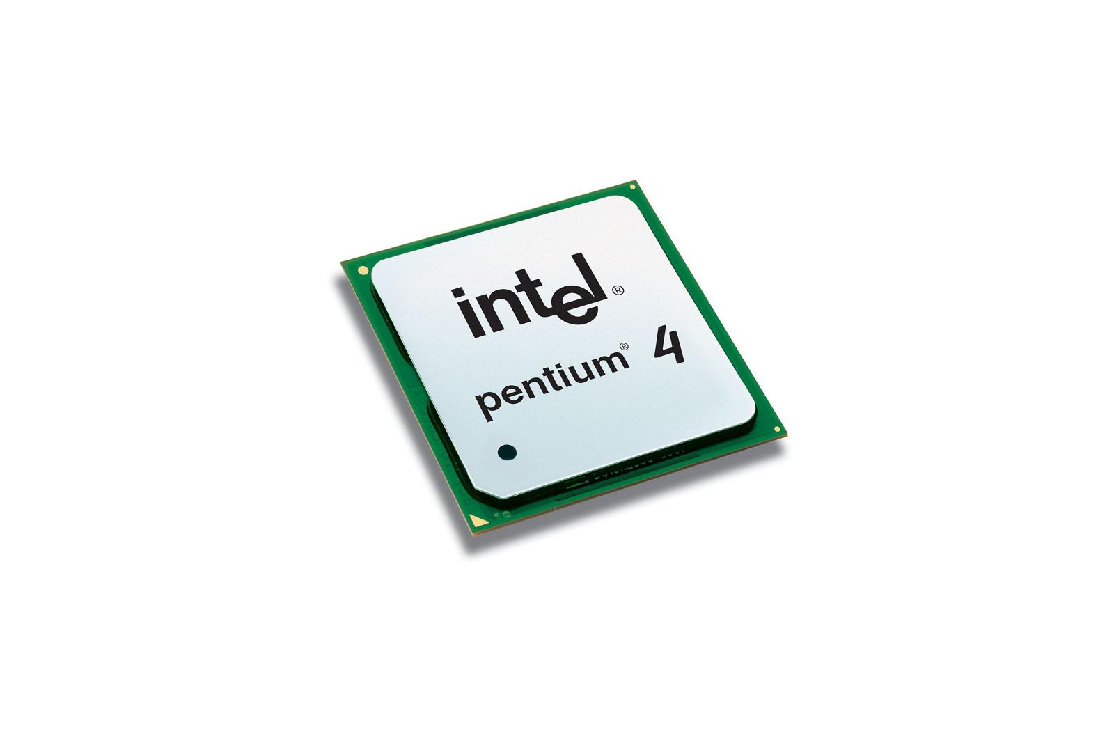 Processor Intel Pentium 4 520J SL7PR 2.8GHz