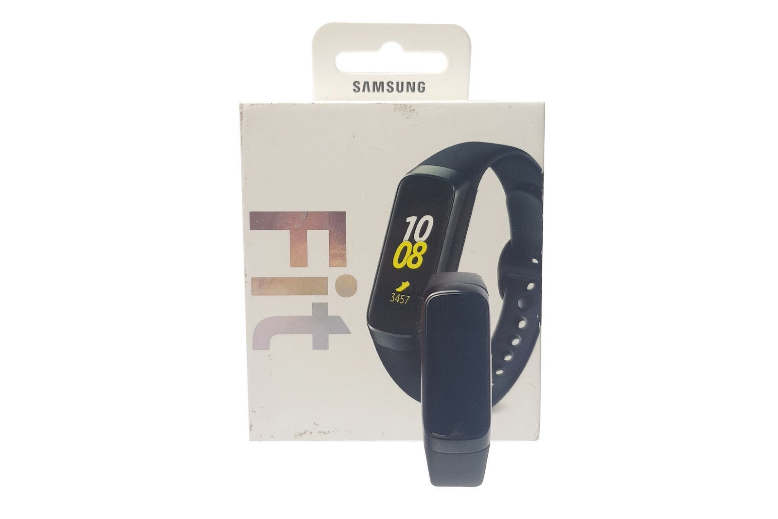 Samsung Galaxy Fit SM-R370 Smart Fitness Watch Smartwatch Black