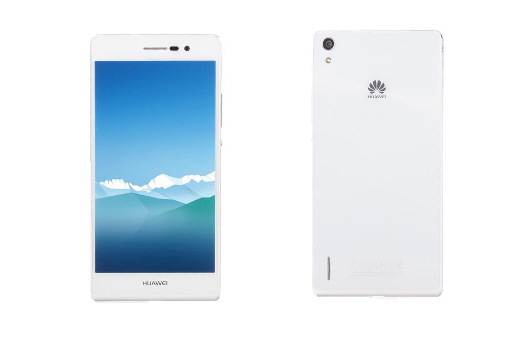 Smartphone Huawei Ascend P7 16GB P7-L10 White DAMAGED