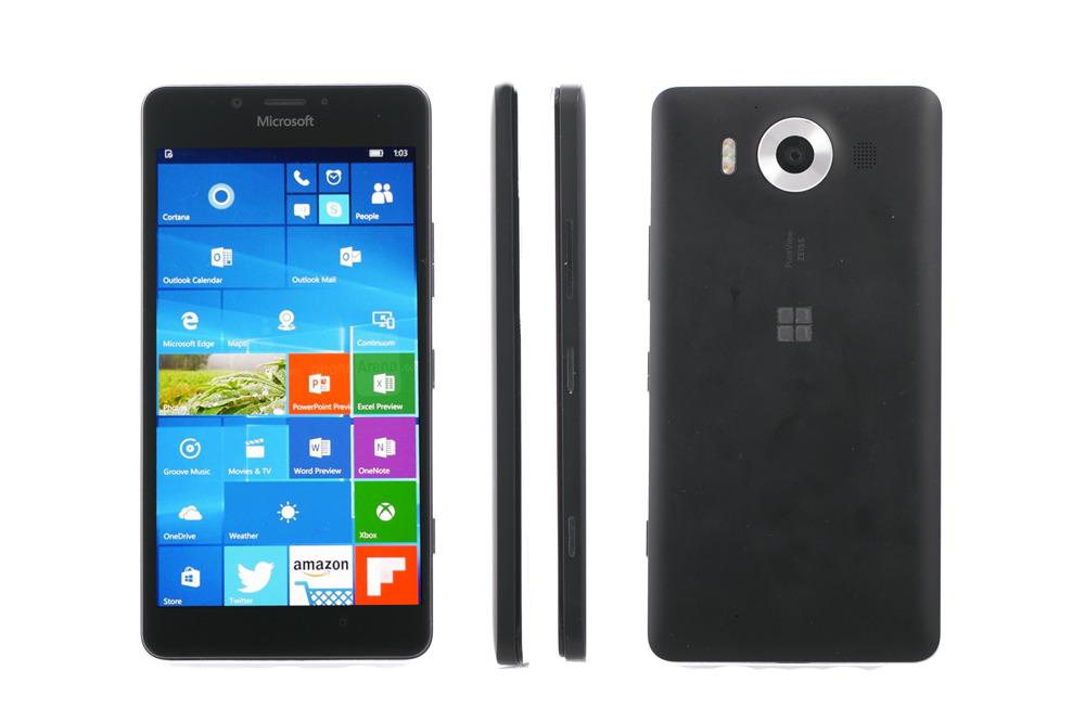 Smartphone Microsoft Lumia 950 RM-1104 Black Grade B